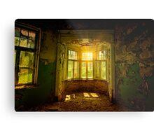 Sanatorium Metal Print