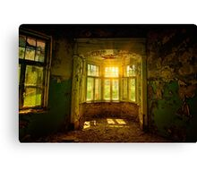 Sanatorium Canvas Print