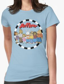 Arthur Womens Fitted T-Shirt