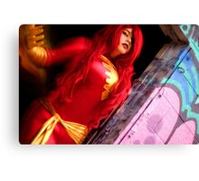 Dark Phoenix 2 Canvas Print