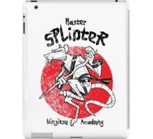Master Splinter iPad Case/Skin