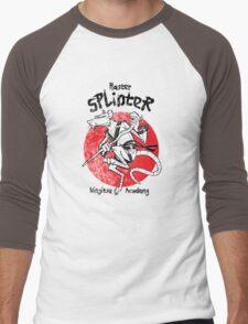 Master Splinter Men's Baseball ¾ T-Shirt
