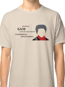 Until Dawn - Sam Classic T-Shirt