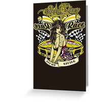 Speed Queen Greeting Card