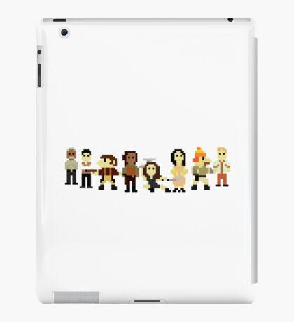 Firefly pixels iPad Case/Skin