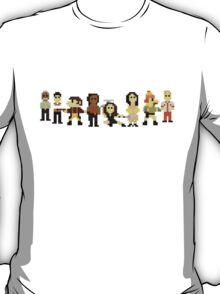 Firefly pixels T-Shirt