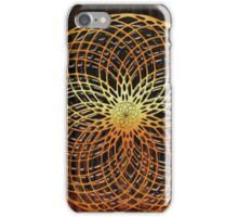 Color Wire Circle Mix iPhone Case/Skin