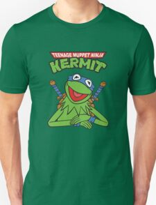 Teenage Muppet Ninja Kermit T-Shirt