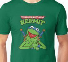 Teenage Muppet Ninja Kermit Unisex T-Shirt
