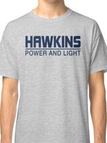 Hawkins Power and Light Classic T-Shirt