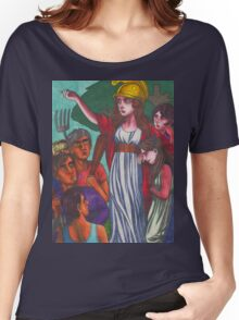 Wild Boadicea Appears Women's Relaxed Fit T-Shirt