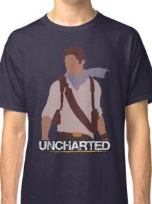Uncharted - Minimalist Art Classic T-Shirt