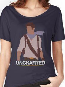 Uncharted - Minimalist Art Women's Relaxed Fit T-Shirt
