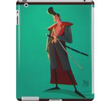Rockabilly 50s Samurai iPad Case/Skin
