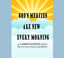LAMENTATIONS 3 - EVERY MORNING Unisex T-Shirt