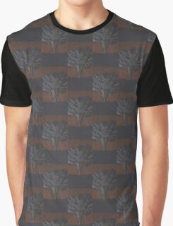 Tree Silhouette Graphic T-Shirt