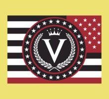 Verified Flag One Piece - Short Sleeve
