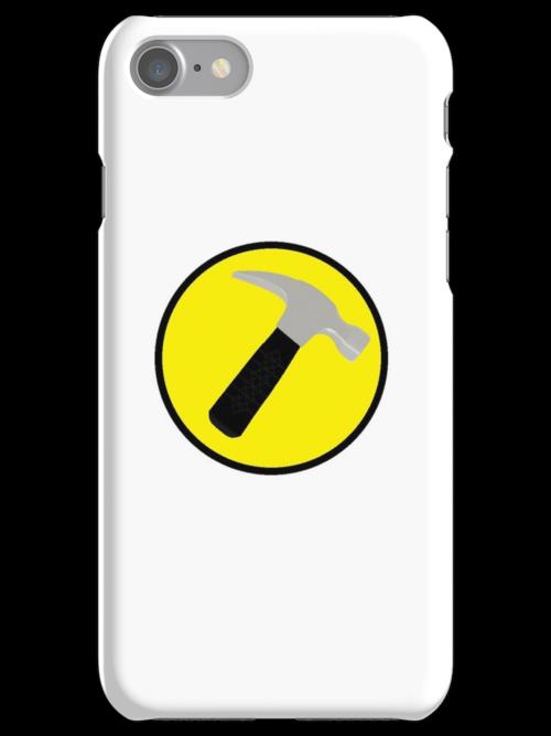 Captain Hammer logo by Jarriet