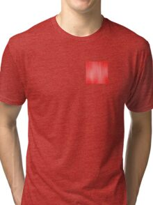 Shades of Coral Tri-blend T-Shirt