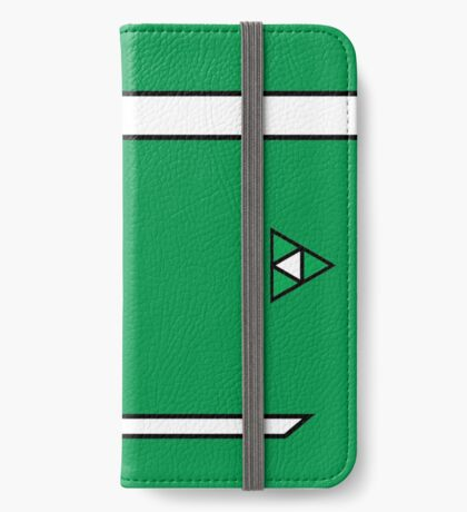 Index Computer -Green iPhone Wallet/Case/Skin