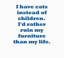 Cats vs Children Unisex T-Shirt
