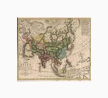 Vintage Map of Asia (1805) Unisex T-Shirt