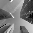 Skyscrapers by Radek Hofman