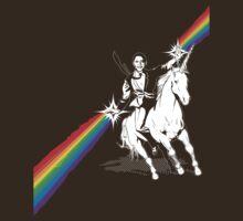 Obama Unicorn Rainbow Pride by feastoffun