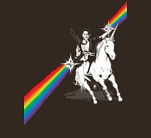 Obama Unicorn Rainbow Pride Unisex T-Shirt