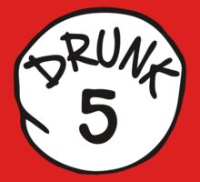 Drunk 5 by Carolina Swagger