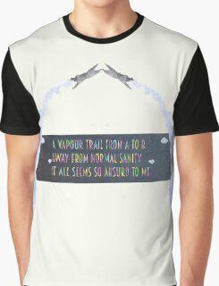International Jet Set Graphic T-Shirt