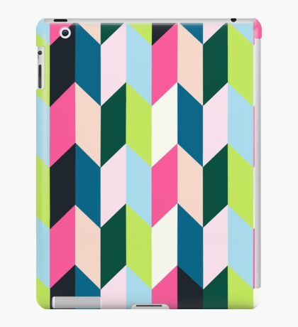 Playful lines iPad Case/Skin