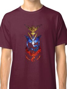 Team Everyone (Vertical) Classic T-Shirt
