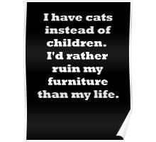 Cats vs Children #2 Poster