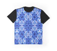 Cerulean Blue  Graphic T-Shirt