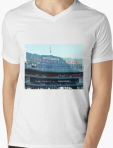 Fenway Park Mens V-Neck T-Shirt