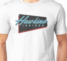 Hawkins, IN (Stranger Things) Unisex T-Shirt