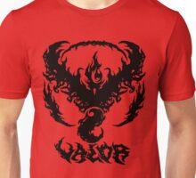Brutal Team Valor - Black Unisex T-Shirt