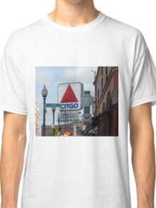 Citgo Sign At Fenway Park Classic T-Shirt
