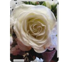 Roses & Pearls iPad Case/Skin