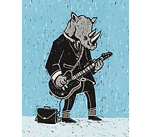 Corporate Rock Photographic Print