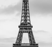 Eiffel Tower by Radek Hofman