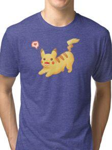 Corgichu Tri-blend T-Shirt