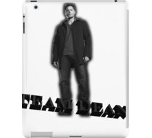 Team Dean iPad Case/Skin