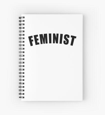Feminist Spiral Notebook
