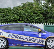 'Ford Mania' Sticker