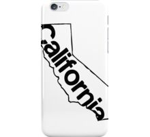California State Orange Friday iPhone Case/Skin