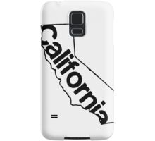 California State Orange Friday Samsung Galaxy Case/Skin