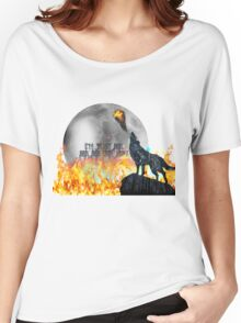 Wolves Women's Relaxed Fit T-Shirt
