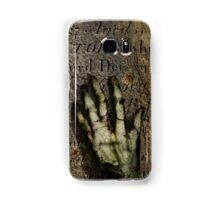 Zombie Hand Samsung Galaxy Case/Skin